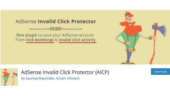 その②:AdSense Invalid Click Protector