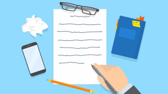 【簡単】ブログのまとめの書き方を6つ紹介する【テンプレートあり】