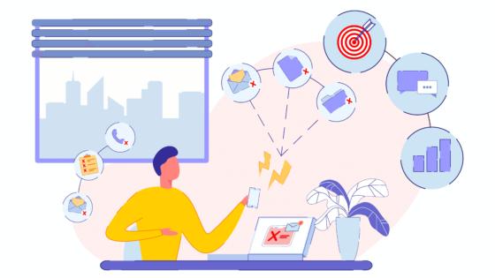 ブログとSNSを連携する手順