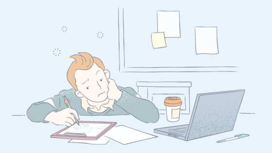 【結論】ブログの伸び悩みは「自己中心的」をやめると解決する