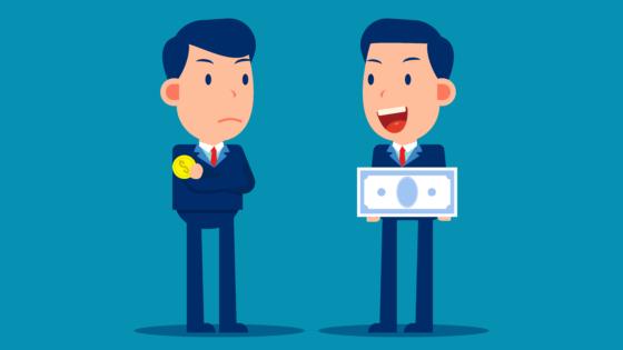ブログ50記事達成時の収益の目安