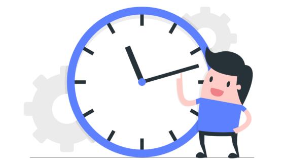 ブログを1000文字以上書くのはどれくらいの時間が必要?