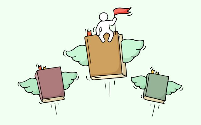Webライター初心者が読むべき本を3つ紹介