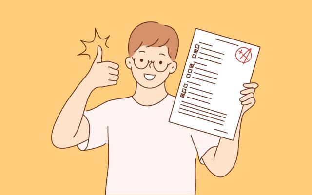 赤本ノートの作り方と使い方:まとめ